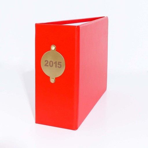 Picture of 4x6 Red Chipboard Album