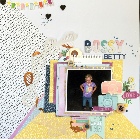 Bossy betty 1 original