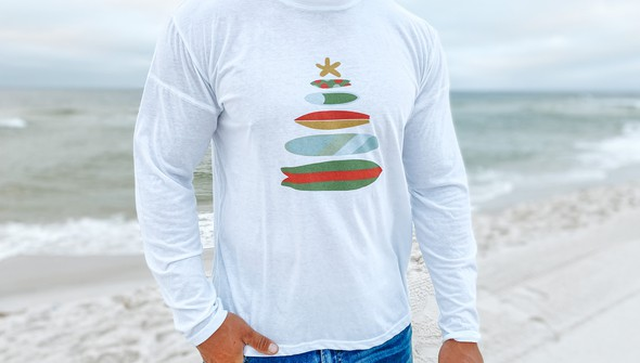 121089 surf board tree long sleeve tee men white slider2 original
