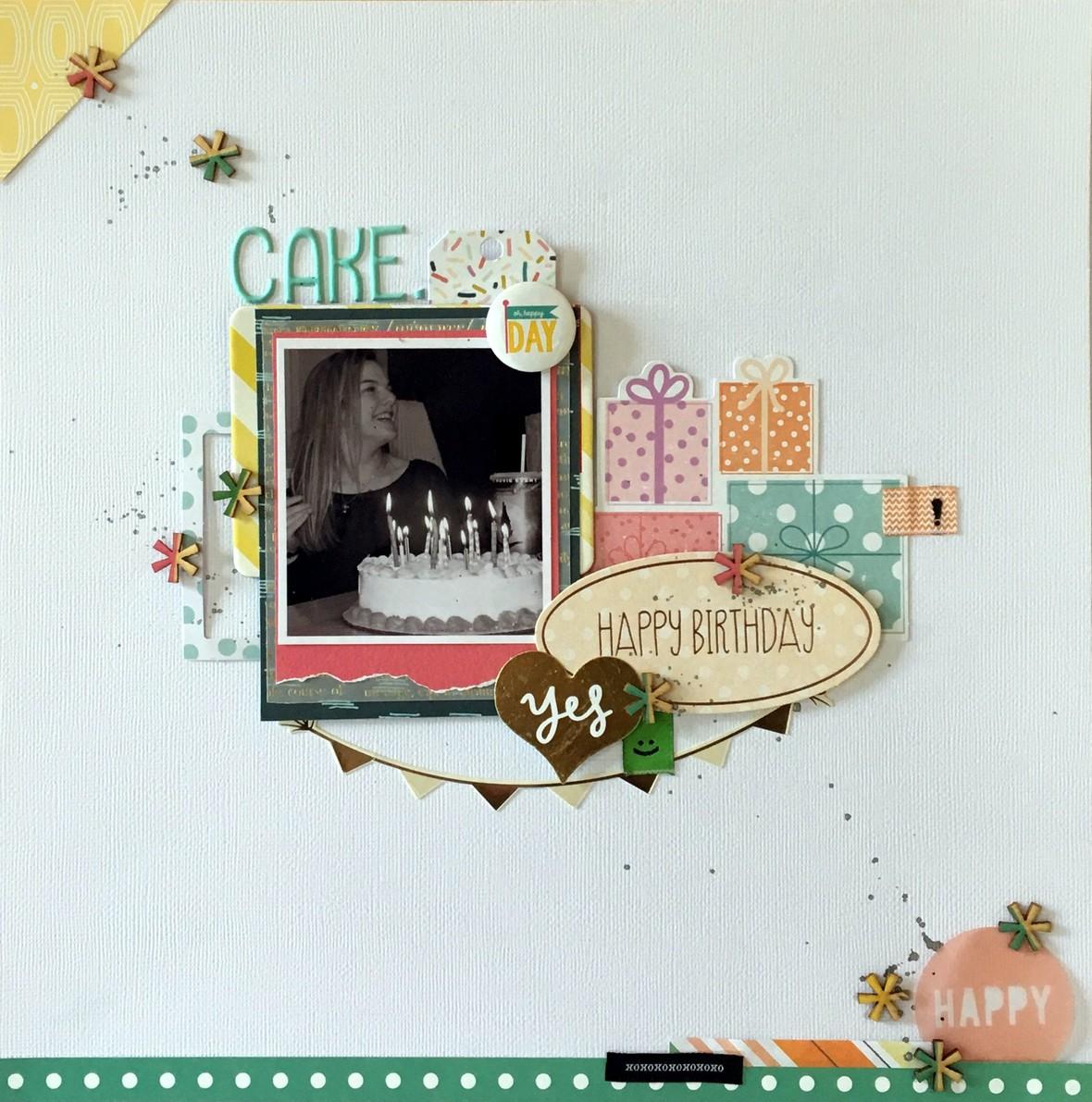 Cake 813 original