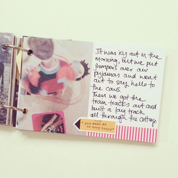 Glenlyon road trip mini book by mama finch 4 original