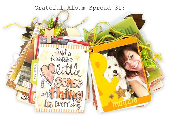Grateful album spread 31