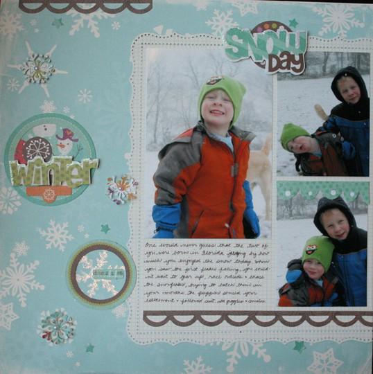 Snowday6x6