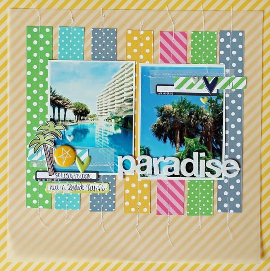 Paradise layout