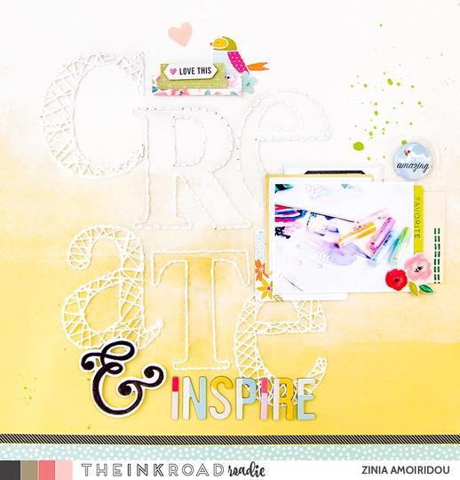 Tir createninspire 5 original