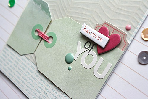 Tag card 3 original