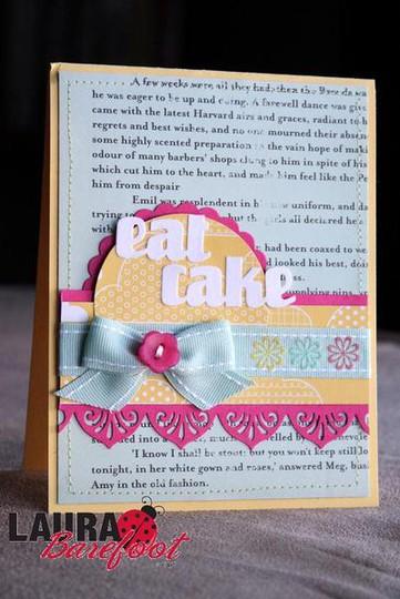 Eat cake logo