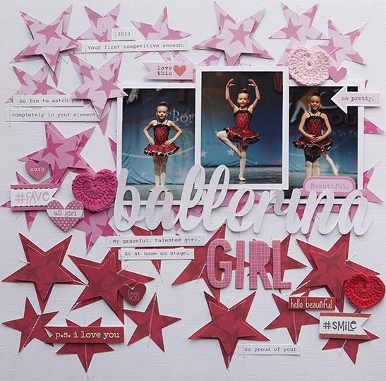 Katierose ballerinagirl
