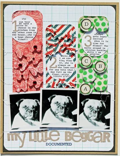 Beggar dog   layout