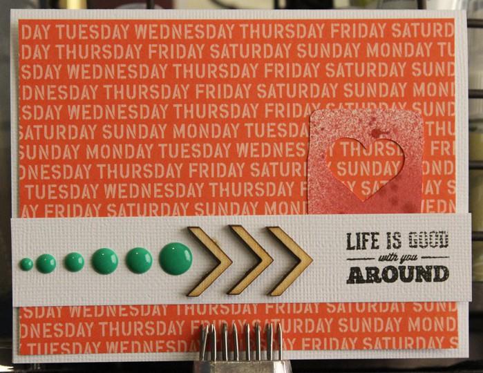 Lifeisgoodcard