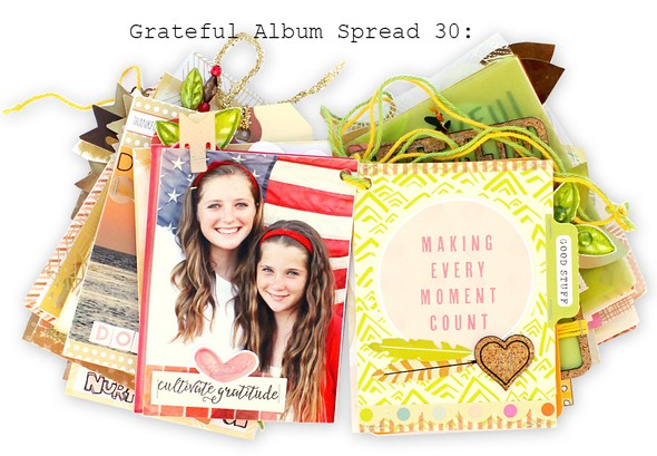 Grateful album spread 30