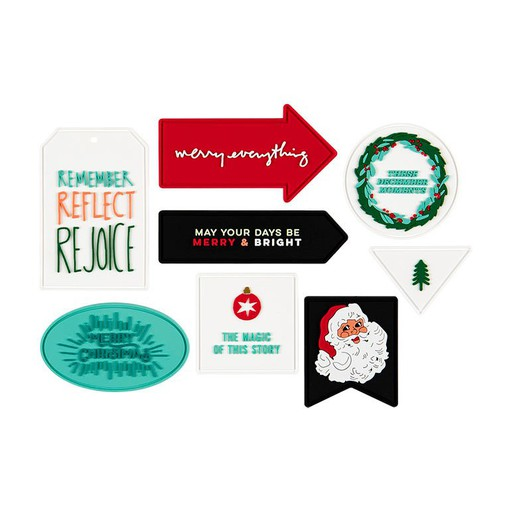 Picture of December Daily® 2019 Variety Rubber Pack