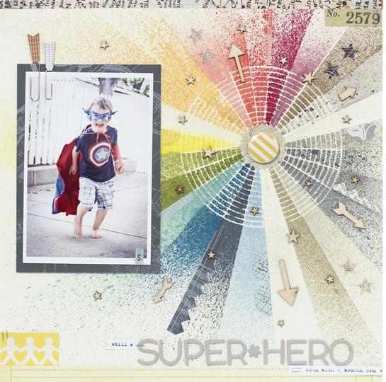 Sc 12x superhero