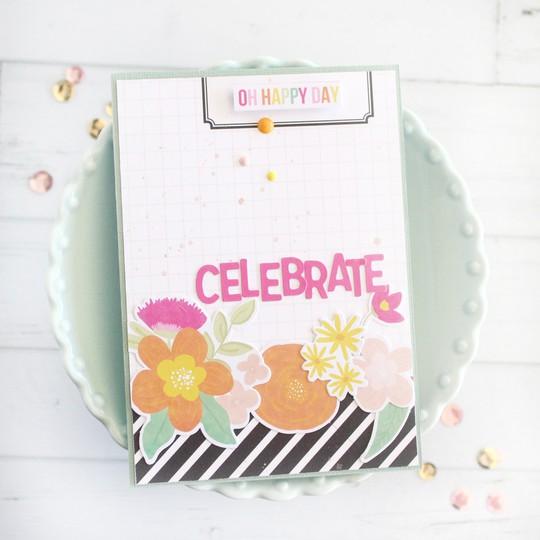 Celebrate card original