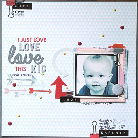 Lovelovelovethiskid
