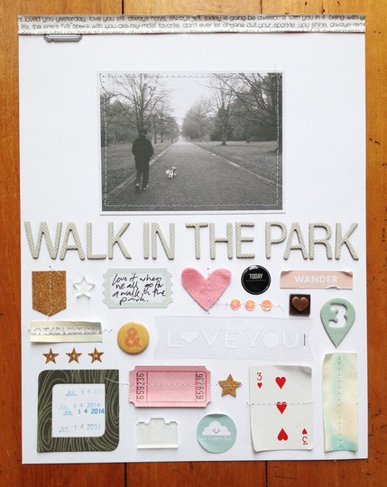 Walkinthepark 1