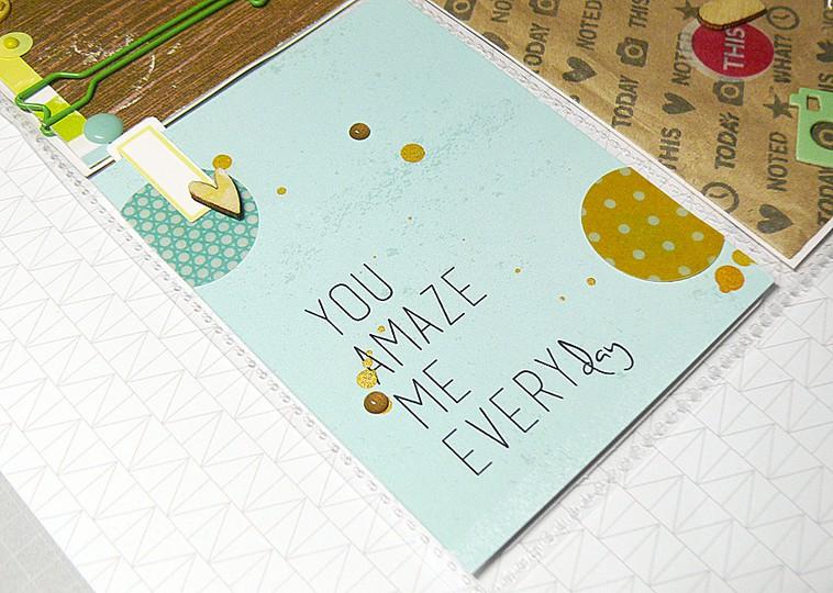 Amaze me pl card