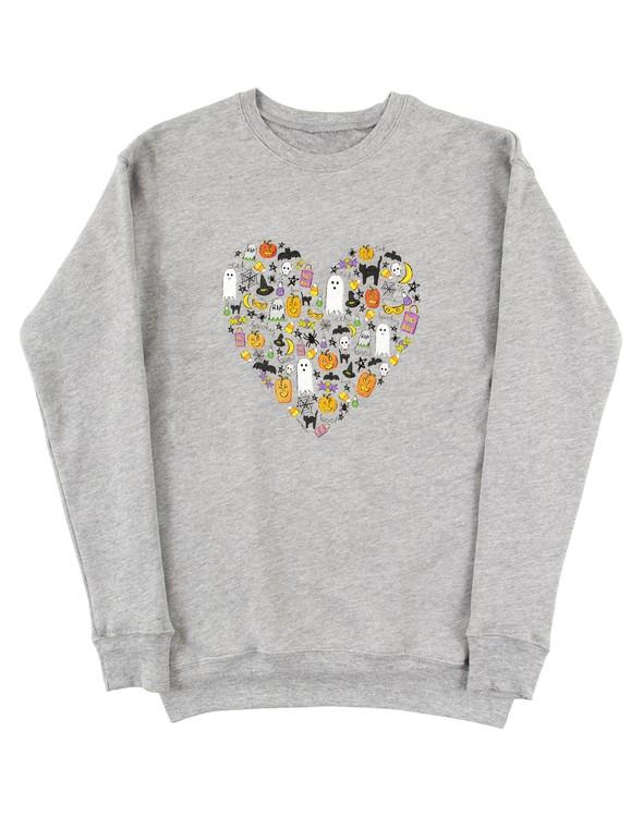 154841 loveforhalloweensweatshirtathleticheather original