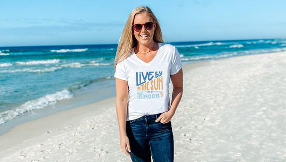 131598 live by the sun love by the moon v neck white slider1 original