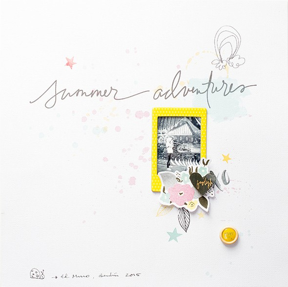Summer adventure marivi original