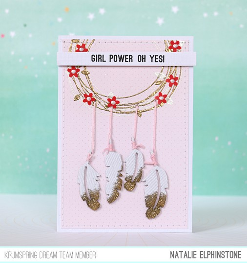 Girl power by natalie elphinstone original