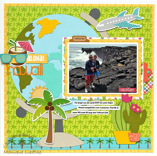 Mliedtke doodlebug fun in the sun cut files hawaii original