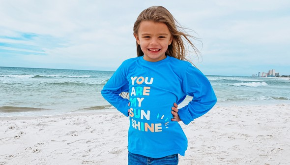 134235 you are my sunshine long sleeve tee kids 30a blue slider1 original