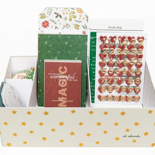 Picture of December Daily® 2021 Organizational Box