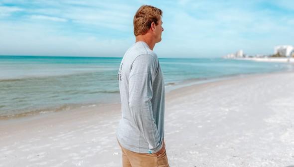129468 sketched beach long sleeve tee   men   ash slider4 original