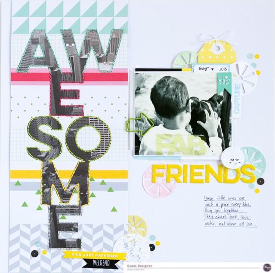 Awesome friends original