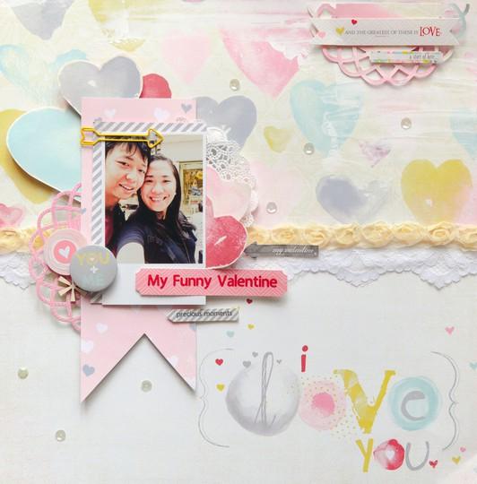 My funny valentine by evelynp