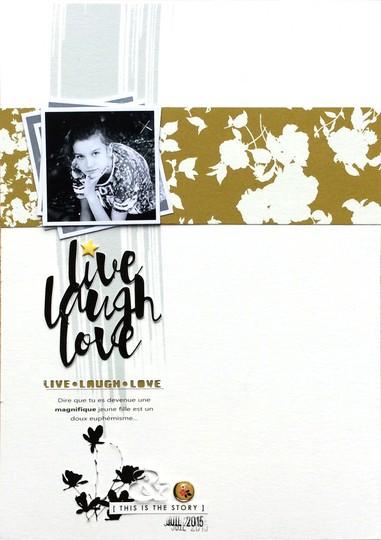 8   live laugh love original