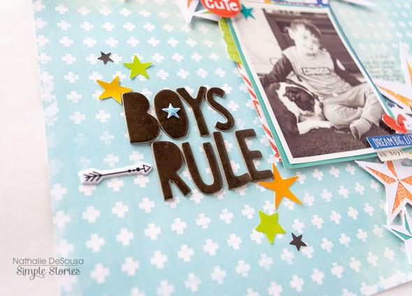 Ss boys rule nathalie desousa 3 original