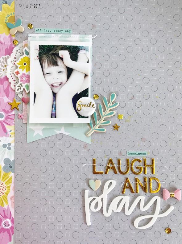 Laugh and play 1 original