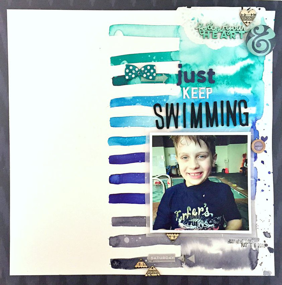 Just keep swimming layout   ls original