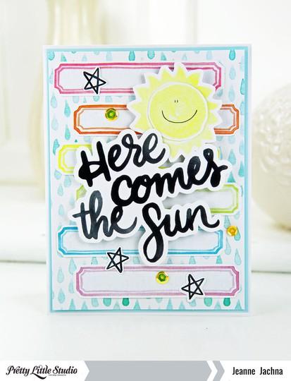 Here comes the sun two original