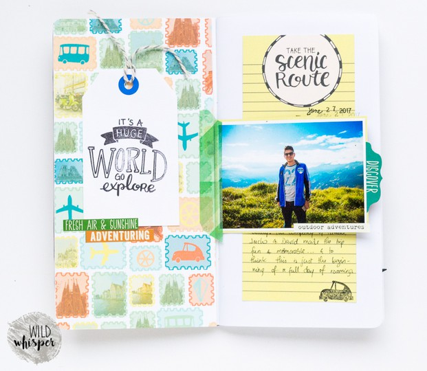 Ww nathalie desousa my travel journal 15 original
