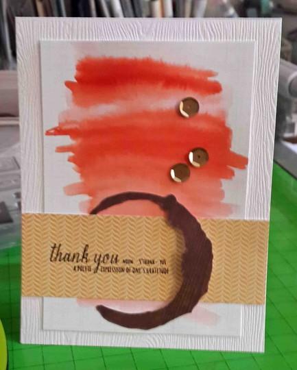 Thankyou inked