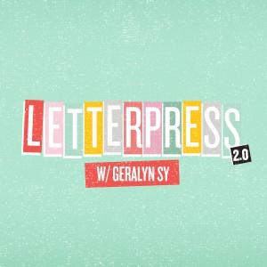 Letterpress 2 300