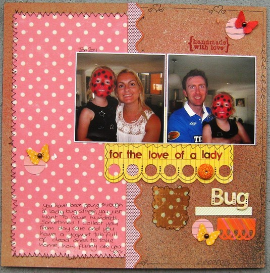 For the love of a lady bug