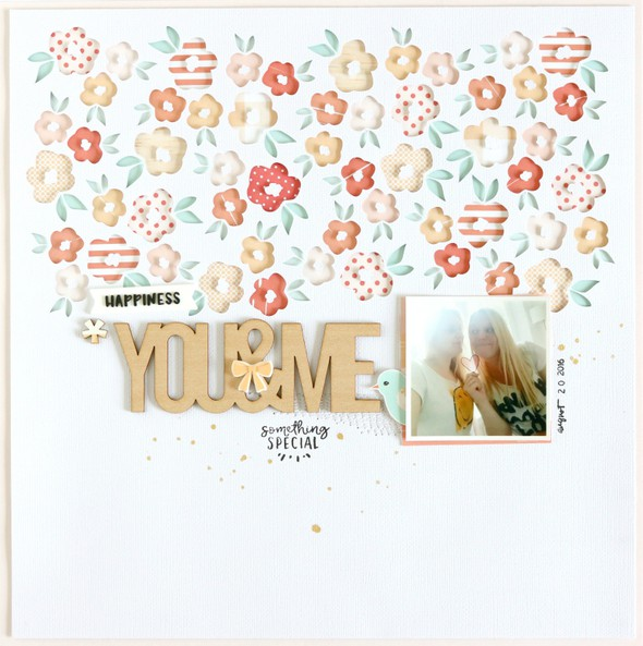 You me scrapbooking layout 1   kopie original