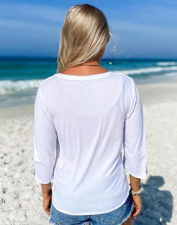 152480 beachlovebycalliedaniellev neckbellsleeveteewhite women slider6 original