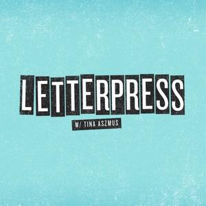 Letterpress class blog