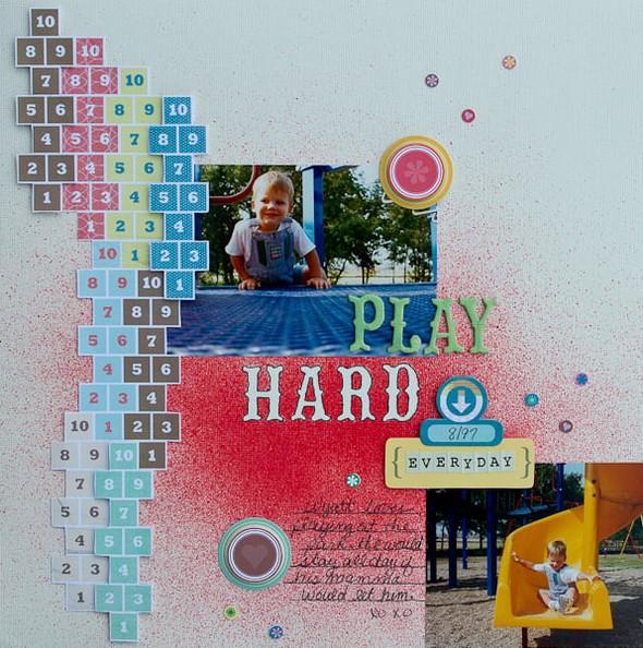 Play hard 1