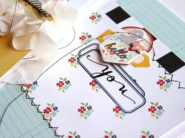 Smile post  hello you card detail   600px