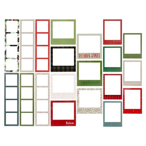 Picture of December Daily® 2021 Plastic Frames Set