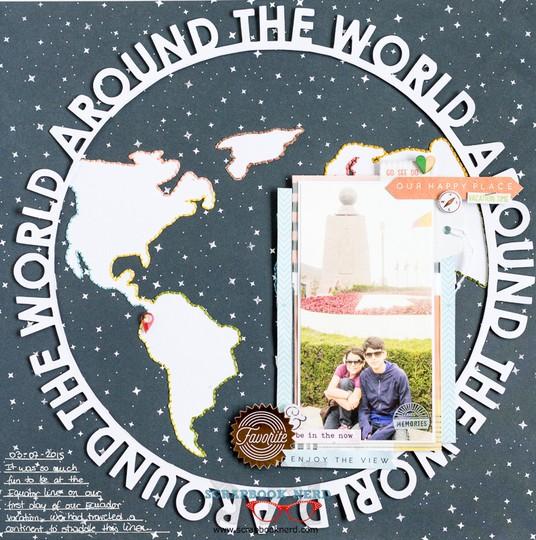 All around the world 2 original