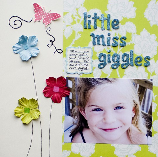 Little miss giggles small