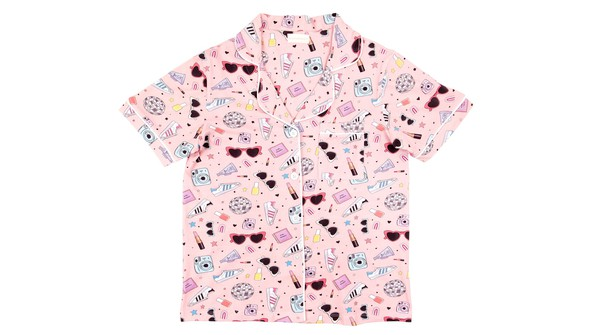 132311 pajamasshortsleevetop colormatch slider original