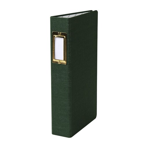 Picture of December Daily® 2019 3x8 Green Linen Album